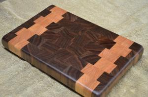 This is an end grain board.