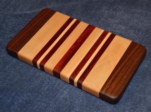 This is an edge grain board.