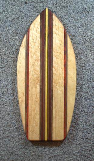 Medium Surfboard 16 - 08