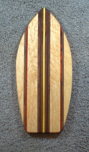 Medium Surfboard 16 - 08