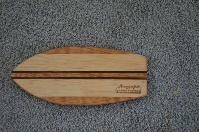 Small Surfboard 15 - 01 Anacapa