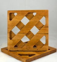 Trivet 17 - 04. Hard Maple.